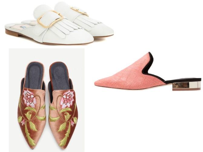 tendencias zapatos para esta primavera