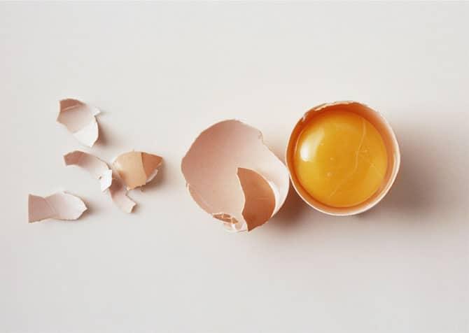 Cáscara de Huevo. Foto:gtres