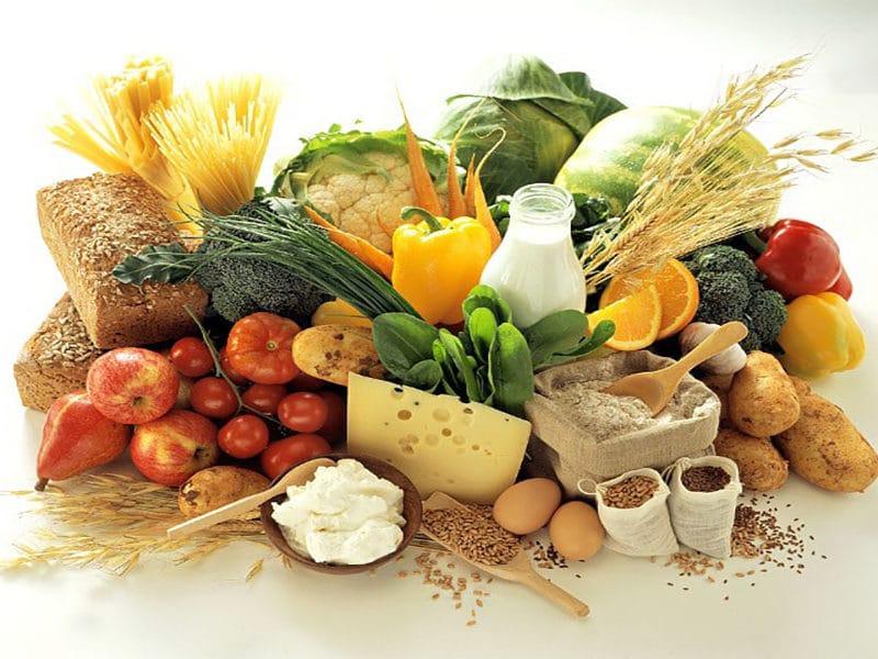 Una dieta equilibrada y sana