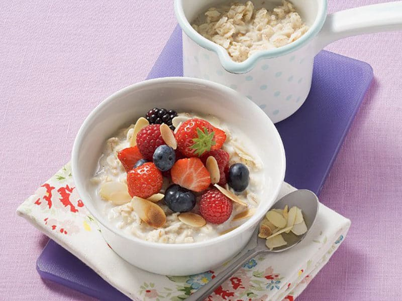 desayunar para perder peso un deportista