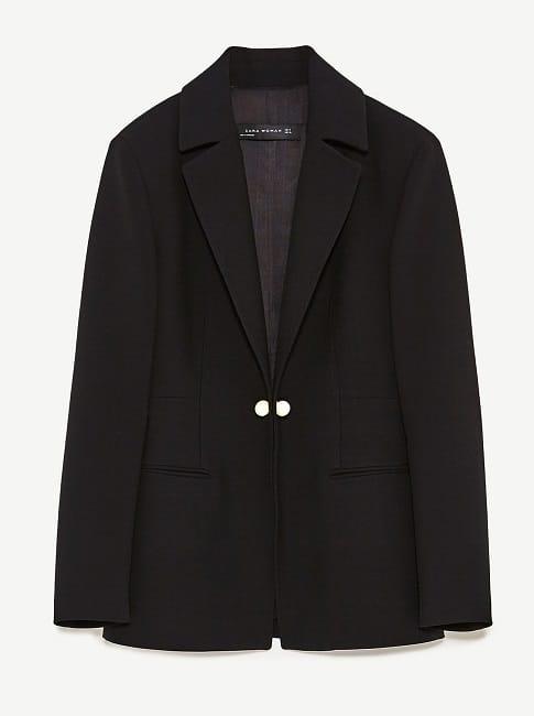Blazer Zara (69,95 €)