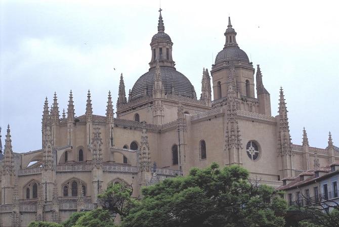 Catedral de Segovia. Foto: Gtres