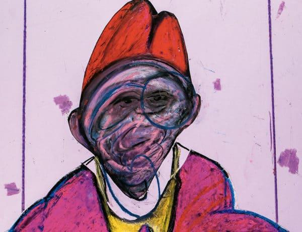Francis bacon Papa 1989