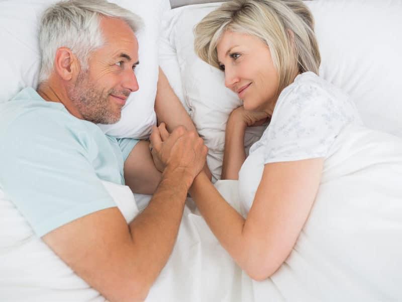 El sexo después de los 50
