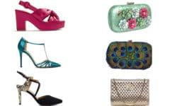 zapatos y bolsos ideales para ceremonias