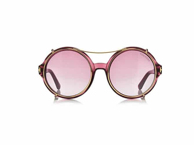938d1c1813 Las gafas de sol redondas son tendencia este verano 2017 - Babú Magazine