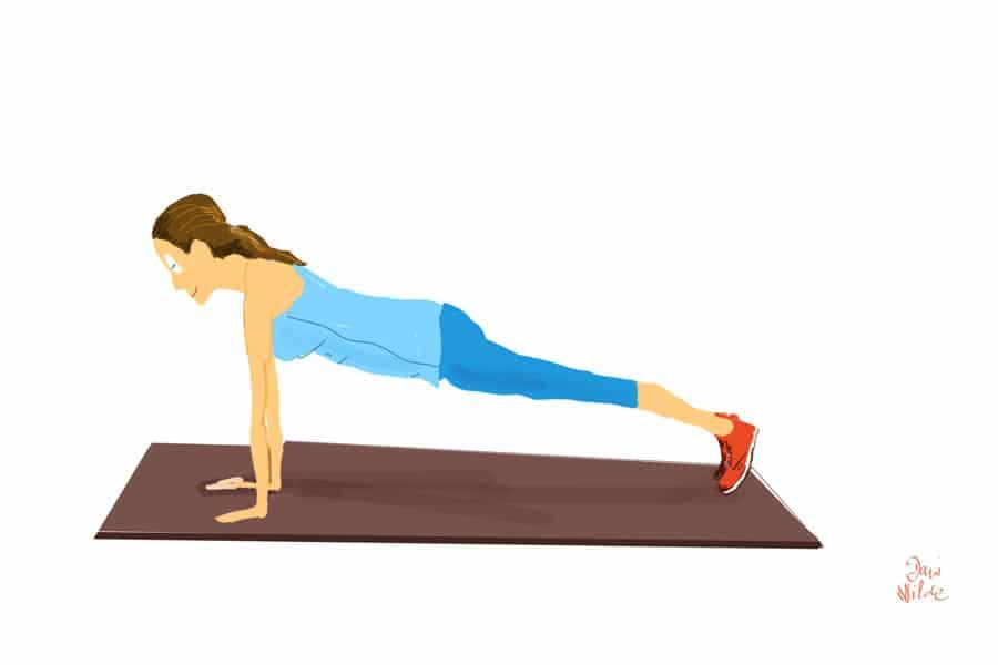 ejercicios para reducir y tonificar pectorales