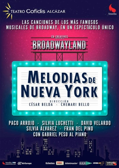 Melodias de Nueva York
