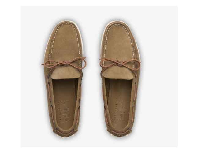 Zapatos náuticos para hombres de más de 50 años. Babú Magazine