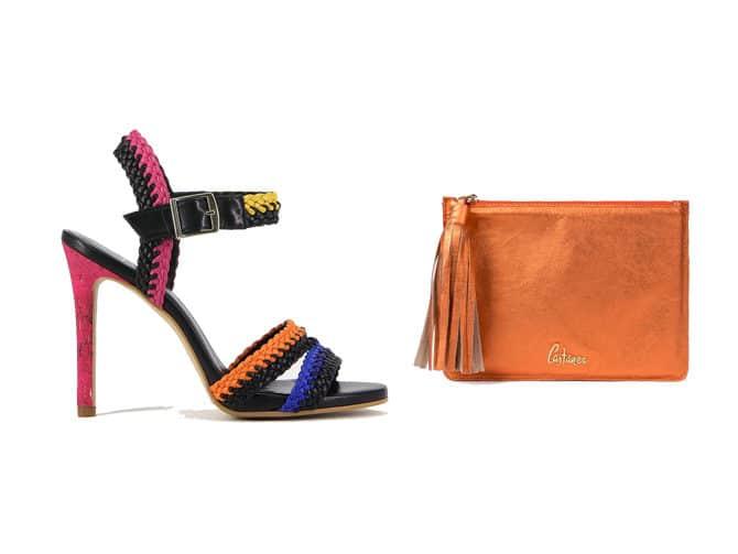 eedff54de 15 zapatos y bolsos ideales para ceremonias - Babú Magazine