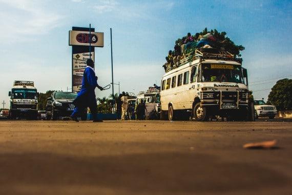 Dakar en el centro Fernan Gomez
