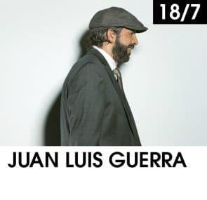 Juan luis Guerra Starlite Marbella