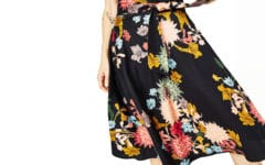 Faldas midi Zara