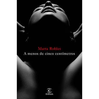 A menos de 5 centímetros de Marta Robles