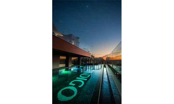 piscinas hoteles madrid