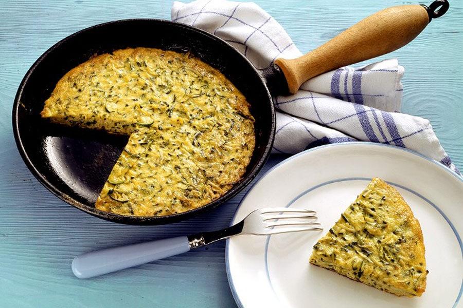 Tortilla de kale bab magazine - Tortilla francesa calorias ...