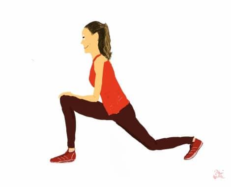 ejercicios para el dolor lumbar