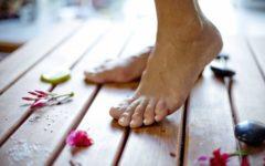 evitar el dolor de pies