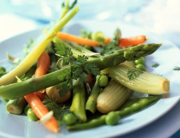 Cómo cocinar las verduras