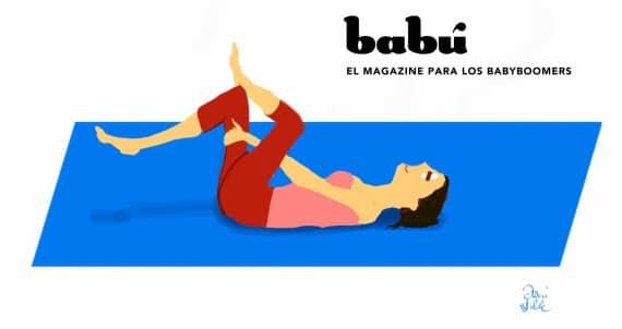 ejercicios de estiramiento para evitar el dolor de espalda