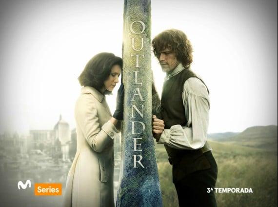 Outlander tercera temporada