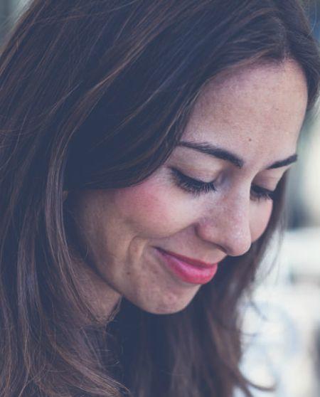 Cristina, creadora de Querida Valentina, experta en comunicación y marketing digital