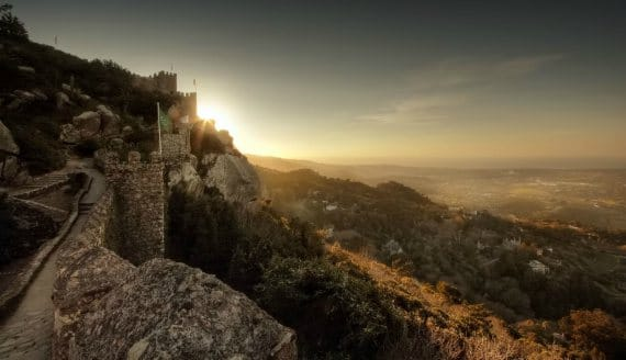Castillo de los Morros Sintra