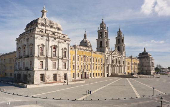 Palacio Nacional de Mafra Sintra