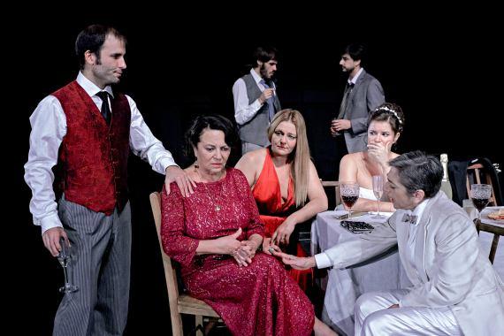 Teatro octubre madrid