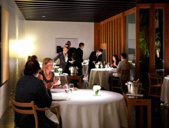 restaurantes para cenar en pareja