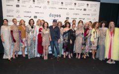 """¡Que alegría! Por fin unas mujeres """"normales"""" en un desfile del Madrid Fashion Week! Gracias a Juan Duyos por esta maravillosa iniciativa"""