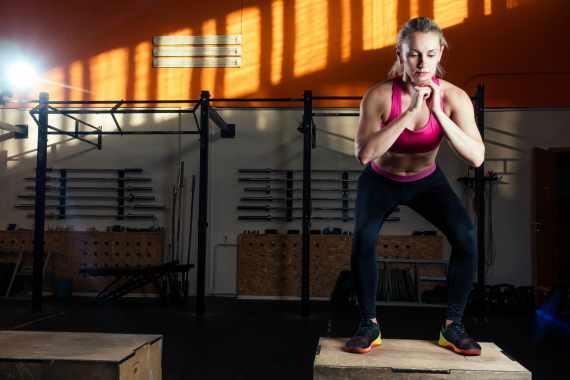 ejercicios para adelgazar rápido.