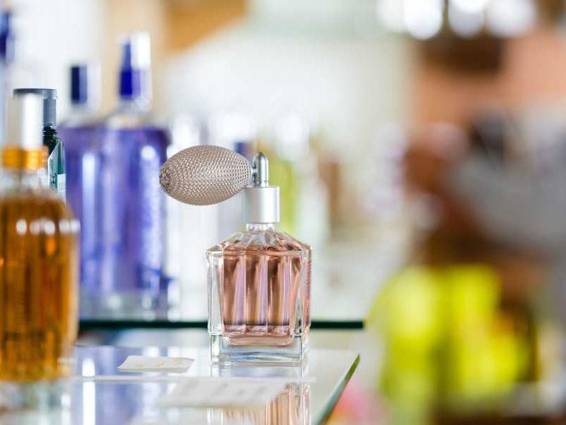el perfume trae recuerdos