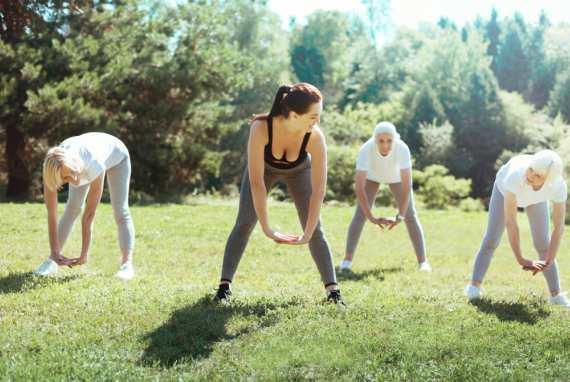hacer deporte después de los 50