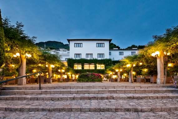 Máxim Huerta Hotel Formentor