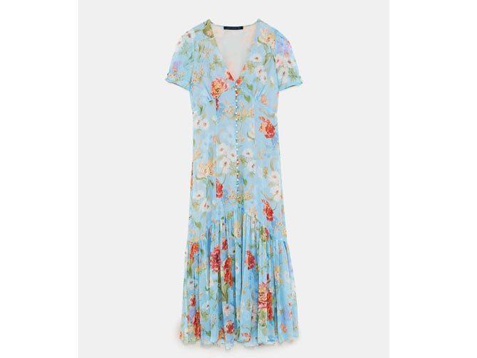 5ab9c540ff Floral Prefieres ¿cuál Estampado Vestido Midi Zara Babú Magazine De  PYEORPwFq