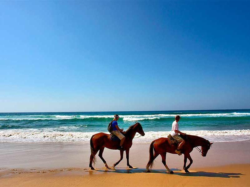 Menorca en dos rutas a caballo