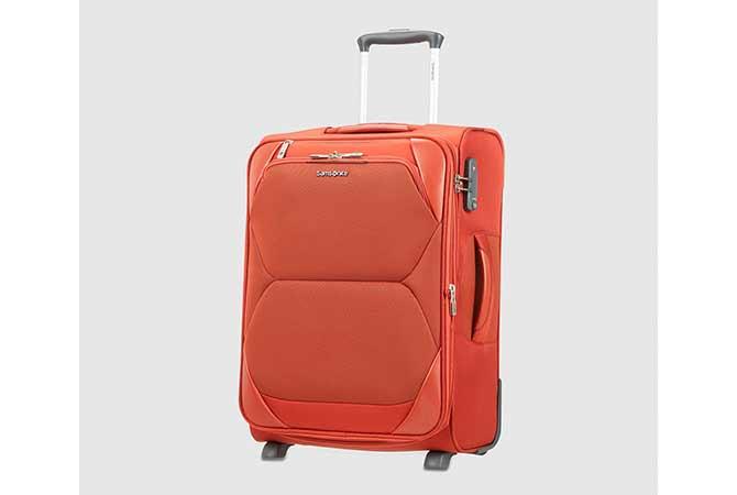 maleta para una escapada de fin de semana
