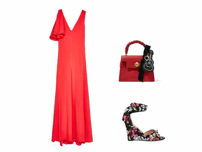 Complementos para vestidos fiesta
