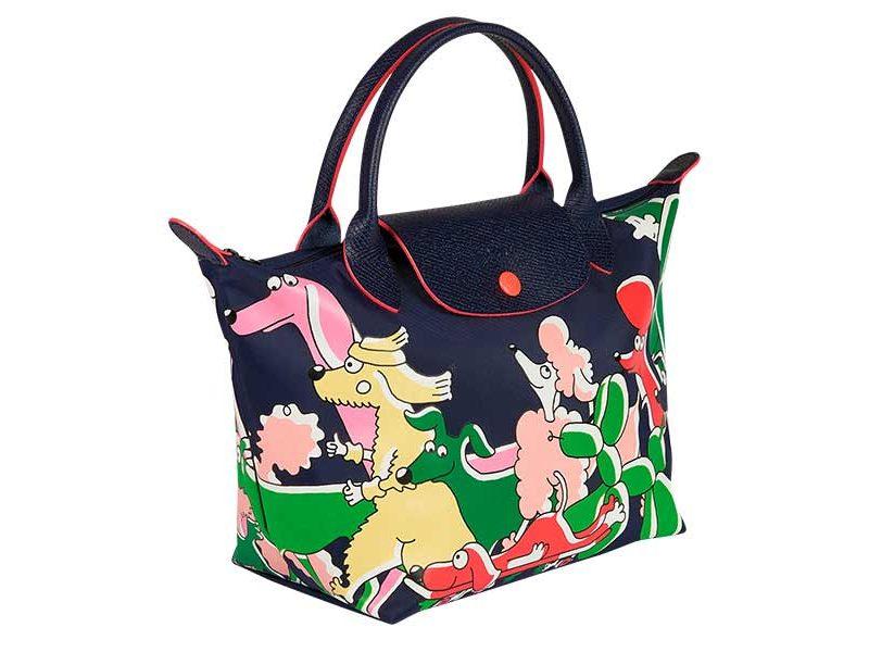 Longchamp colabora con Clo'e Floirat
