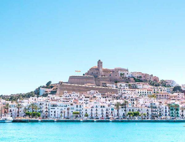 viajar sola a Ibiza