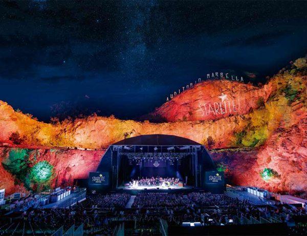 famosos Starlite Festival Marbella 2018