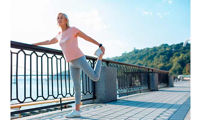 vientre hinchado menopausia