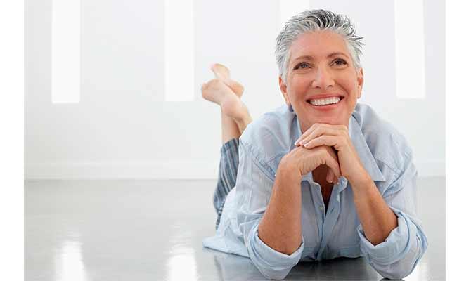 hinchazón de barriga menopausia
