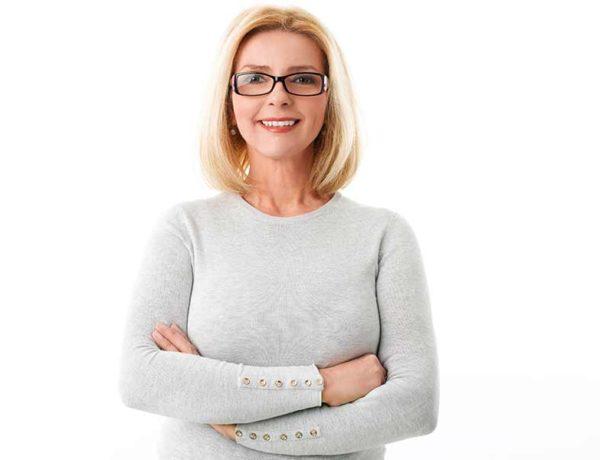 vientre hinchado en la menopausia