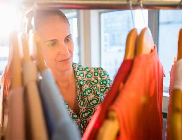 Escoger ropa tendencias otoño-invierno 18-19