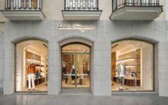 nueva tienda Ferragamo en Madrid