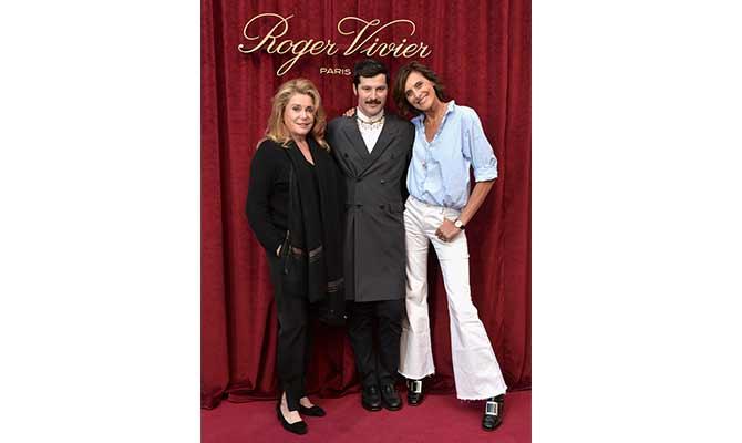 Roger Vivier colección verano 2019