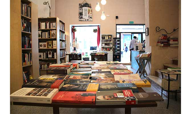 librería Cervantez y compañia