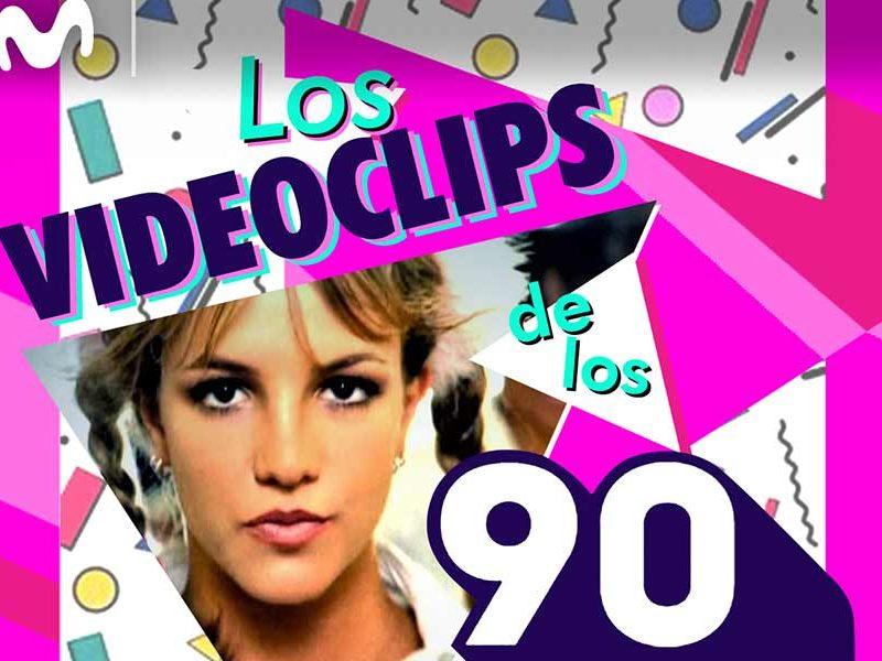 videoclips de los 90